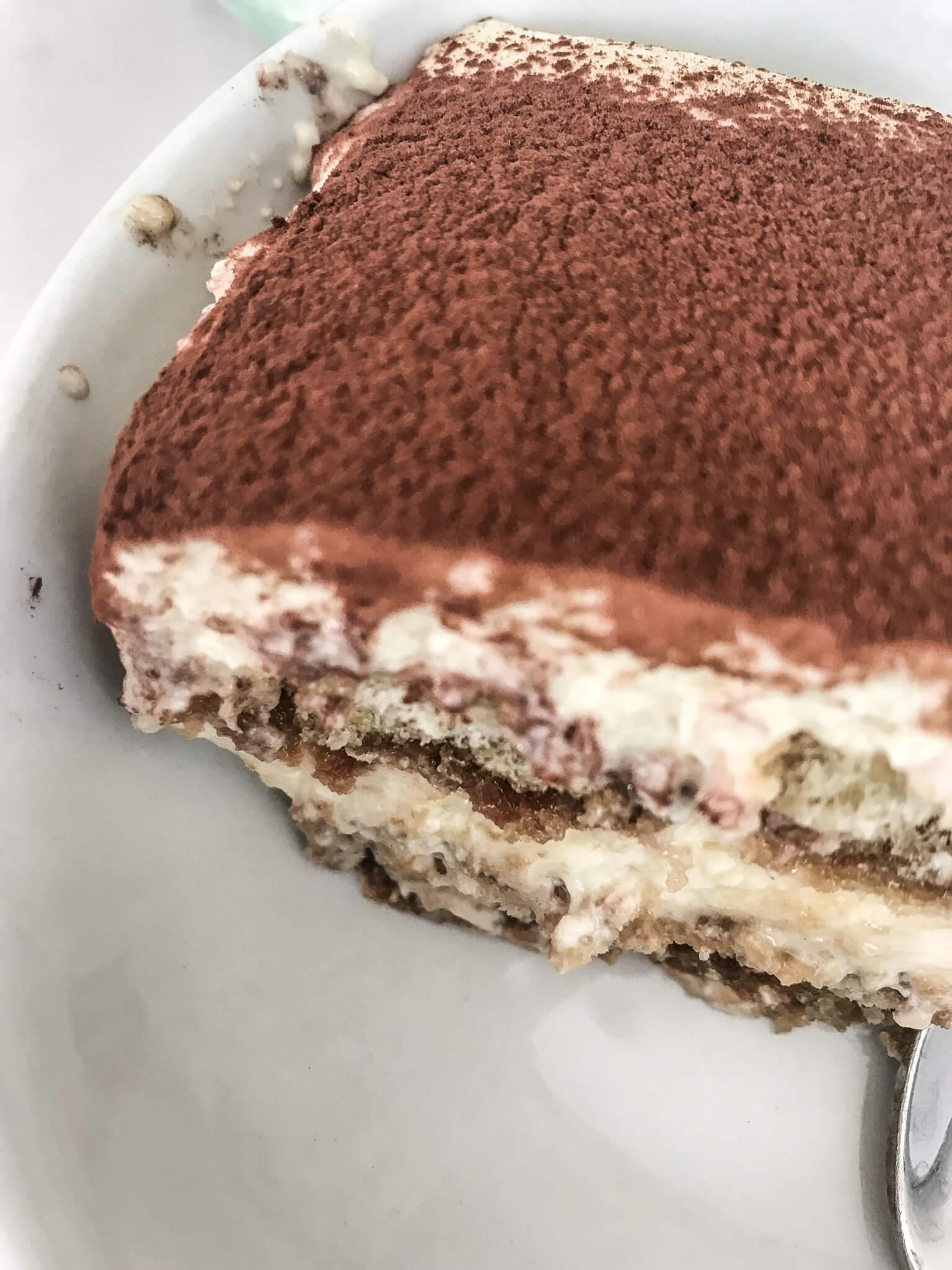 Tiramisu www.sarahkayhoffman.com #tiramisu #dessert #italy