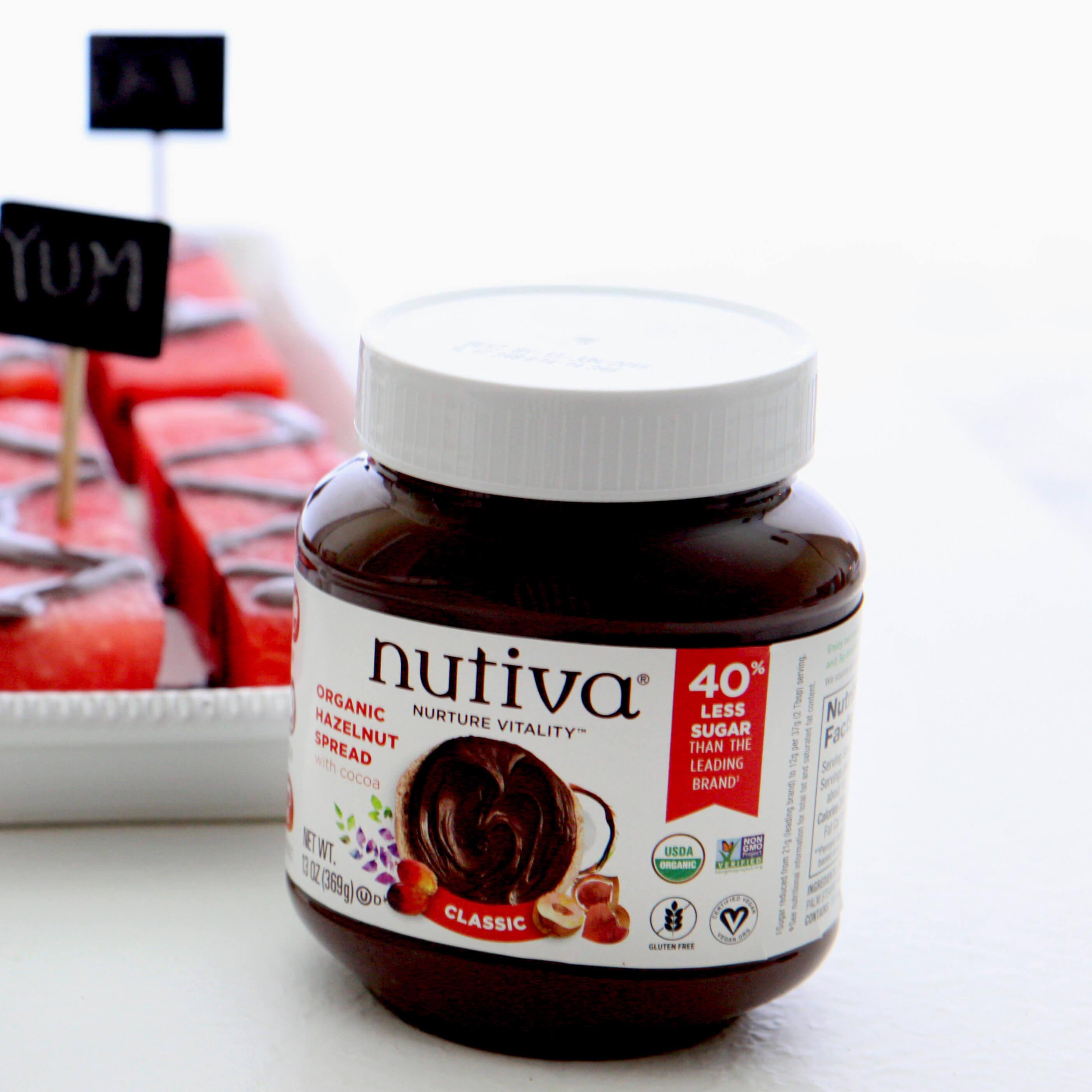 36 Gluten-Free Items from Thrive Market Nutiva Organic Classic hazelnut Spread www.agutsygirl.com #thrivemarket #glutenfree #vegan #guthealth #healthyliving