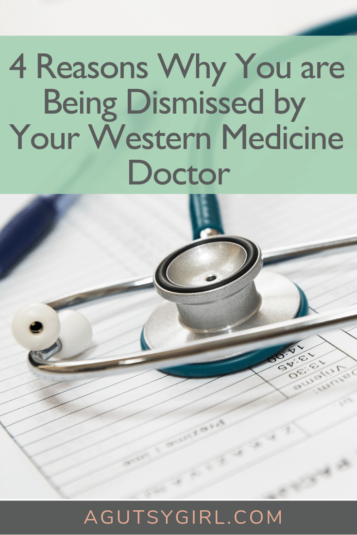 Beginner's Guide to Digestive Health Testing 4 Reasons why you are being dismissed by your doctor www.agutsygirl.com #guthealth #guthealing #gut #healthyliving
