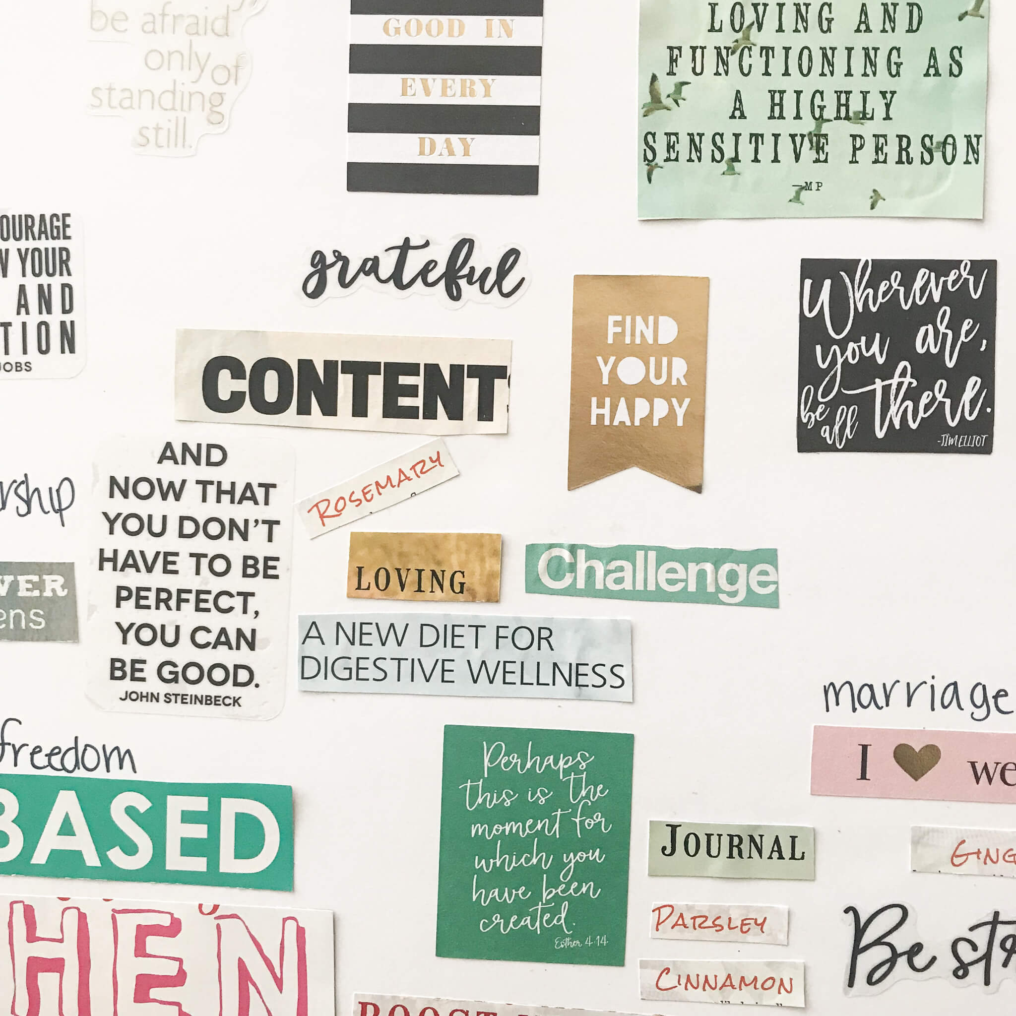 Living with Intention www.sarahkayhoffman.com #goals #mompreneur #intention #visionboard vision boards