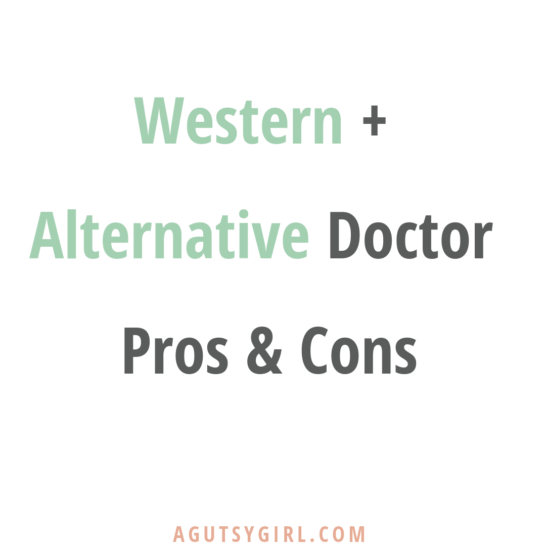 Western Doctor or Functional:Integrative (Alternative) Doctor Beginner's Guide to Digestive Health Testing agutsygirl.com #guthealth #guthealing #ibs