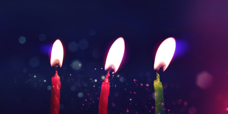 36 Candles agutsygirl.com #agutsygirl #birthday #healthyliving