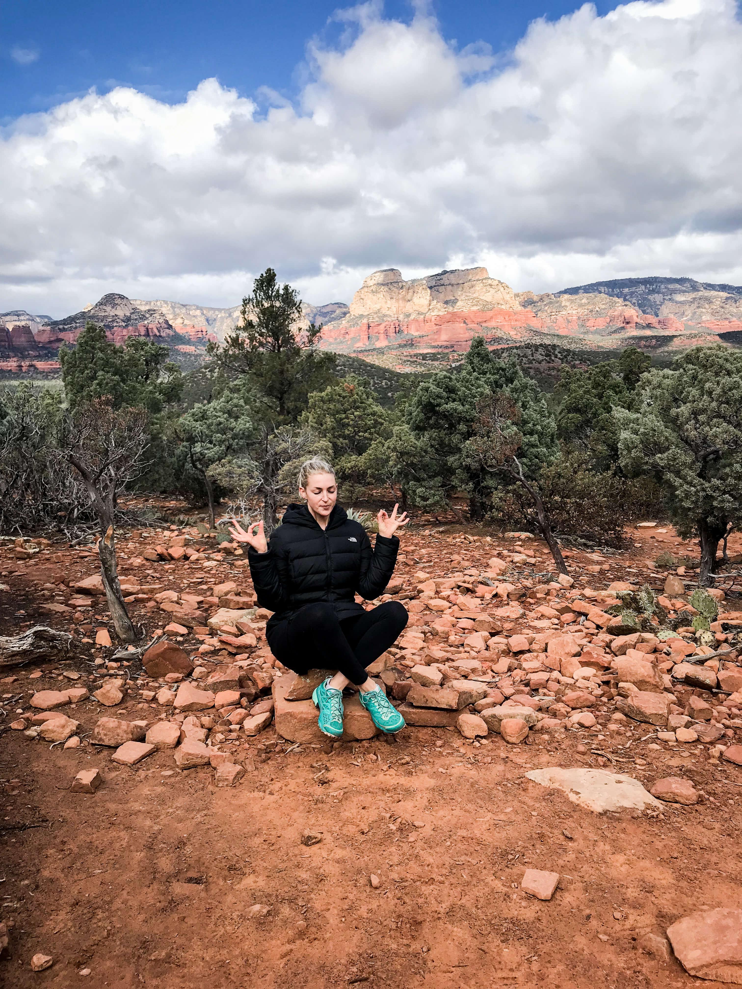 A Gutsy Girl agutsygirl.com #travel #sedona #guthealth #ibs