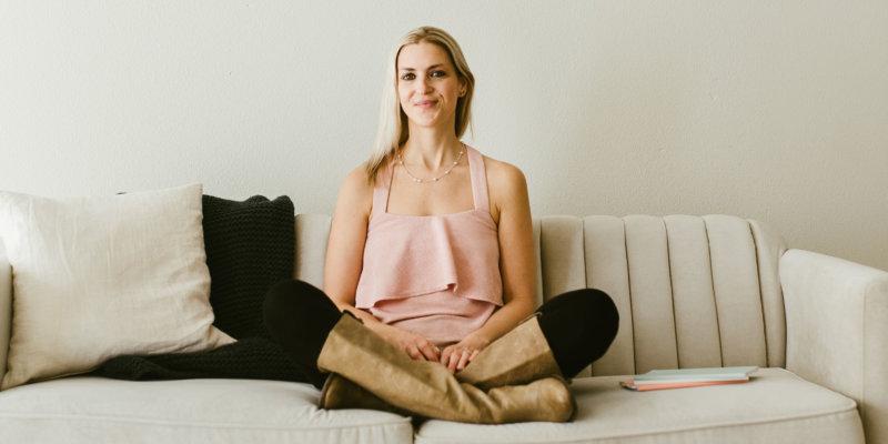 Sarah Kay Hoffman A Gutsy Girl agutsygirl.com My Story gut
