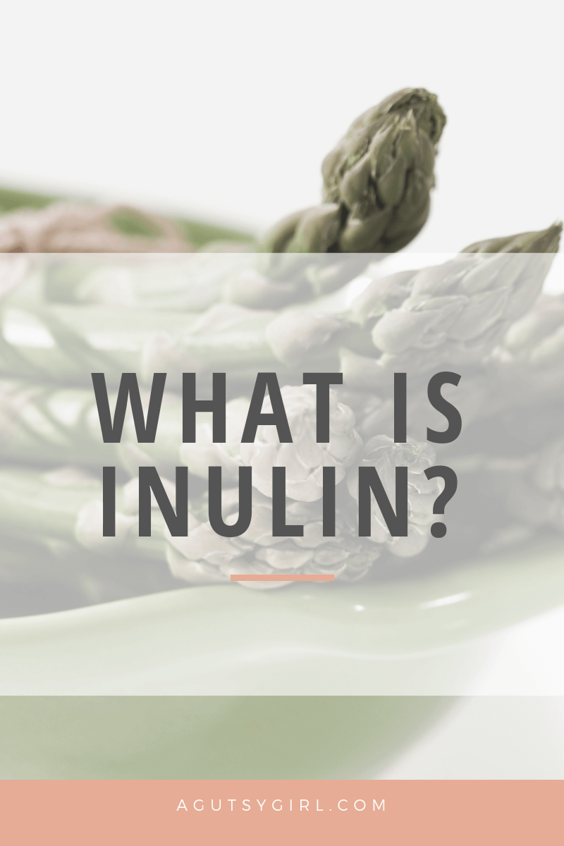 What is Inulin agutsygirl.com #fiber #guthealth #prebiotic