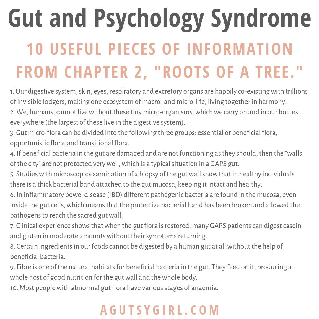 Gut and Psychology Syndrome agutsygirl.com gaps diet #gapsdiet #gutbrain #guthealing