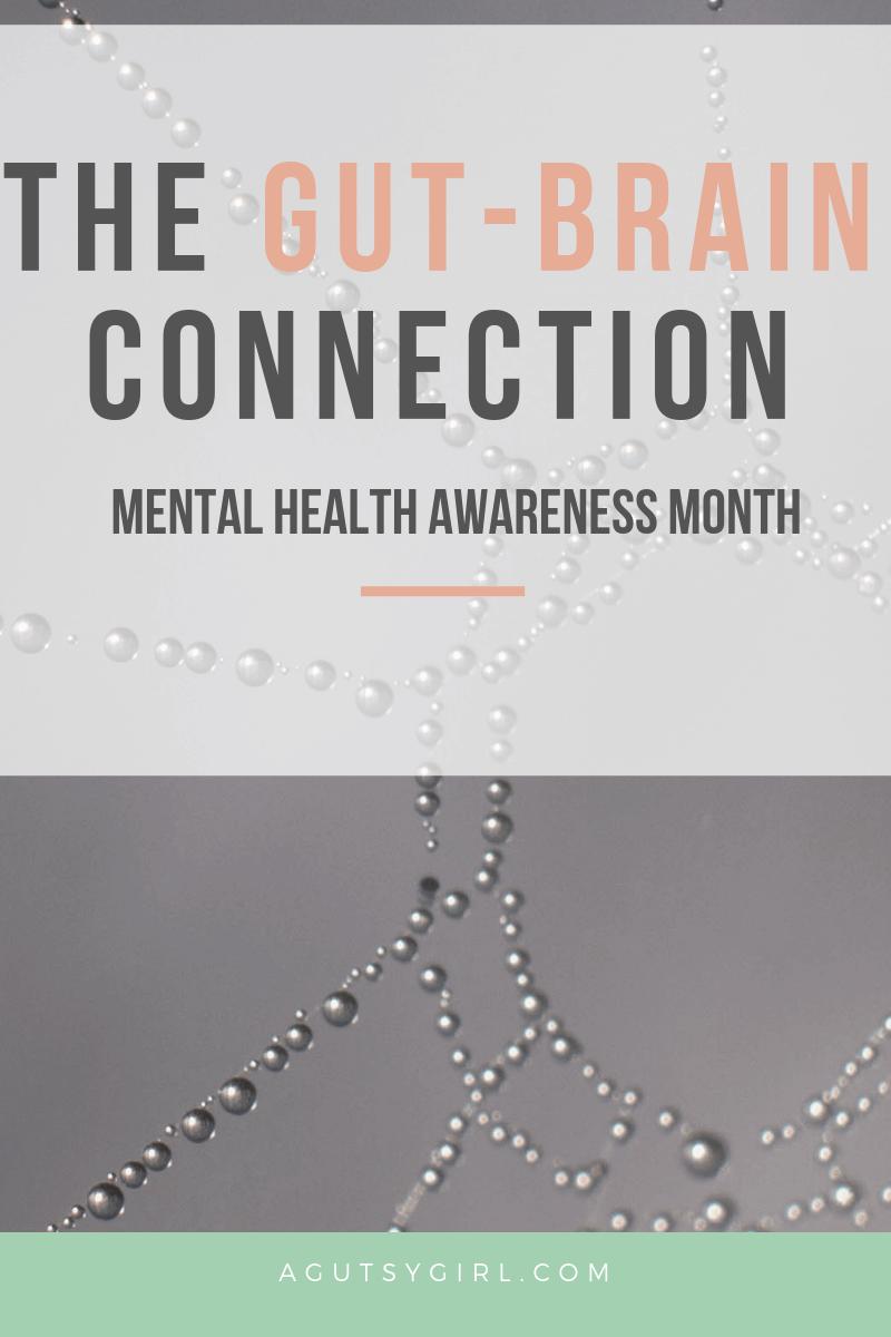 The Gut-Brain Connection agutsygirl.com book gaps diet #gaps #gapsdiet #gutbrain #mentalhealthawareness