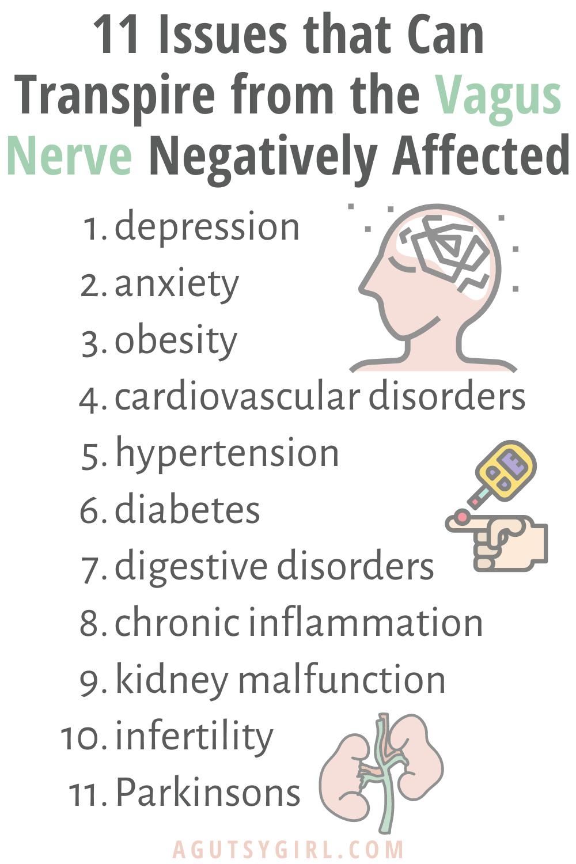 Vagus Nerve Stimulation agutsygirl.com #gutbrain #guthealth #vagusnerve