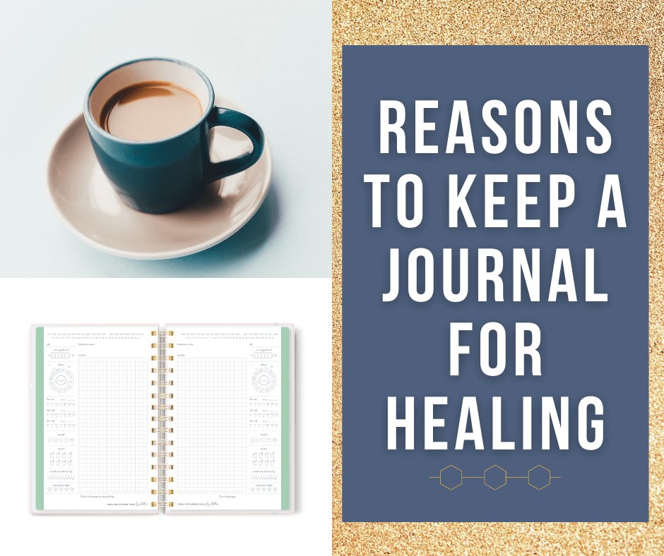 Journaling for Gut Healing reasons to keep a journal health agutsygirl.com #journal #foodjournaling #bujo