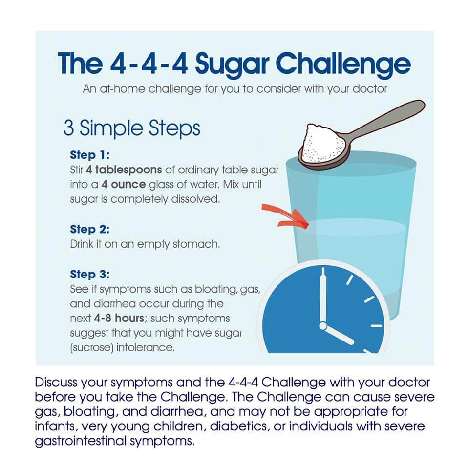 Sucrose 101 444 Sugar Challenge agutsygirl.com #sugar #sucrose #guthealth #sugar challenge #ibs