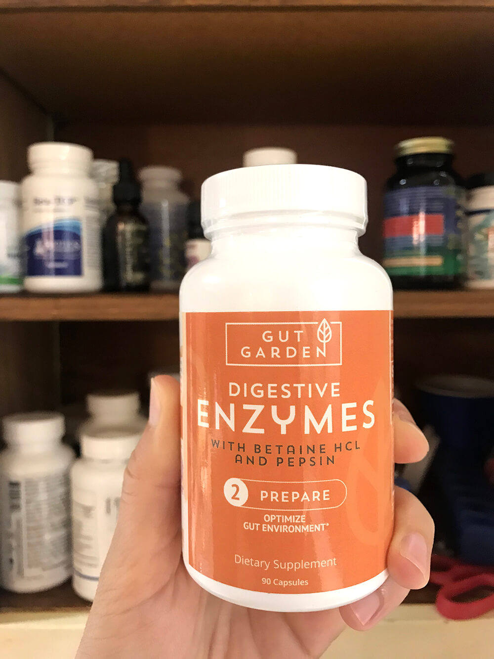What are Digestive Enzymes agutsygirl.com Gut Garden digestion supplement #enzymes #guthealth #digestiveenzyme #supplement