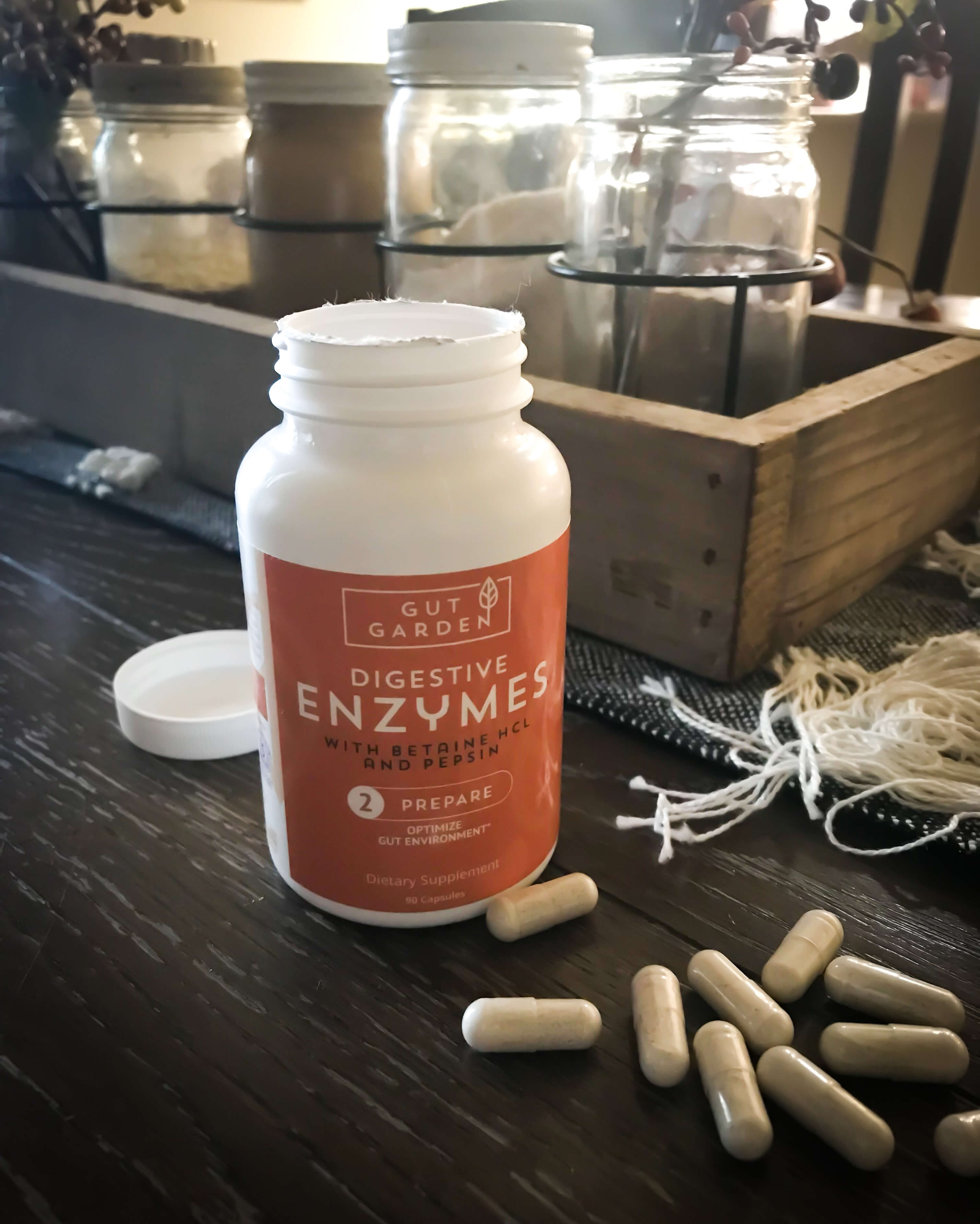 What are Digestive Enzymes agutsygirl.com Gut Garden digestion supplements #enzymes #guthealth #digestiveenzyme #supplement
