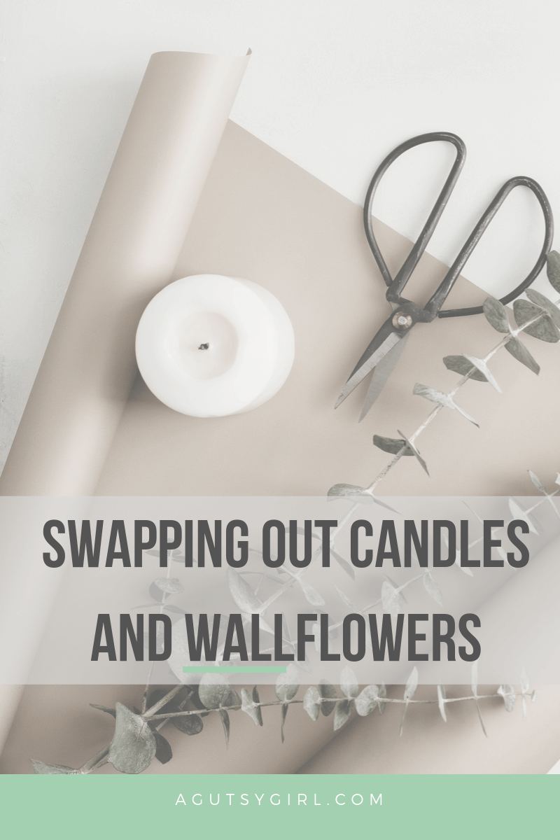 Swapping Out Candles and Wallflowers for essential oils agutsygirl.com NOW Foods #essentialoils #diffuser #toxic #healthyliving