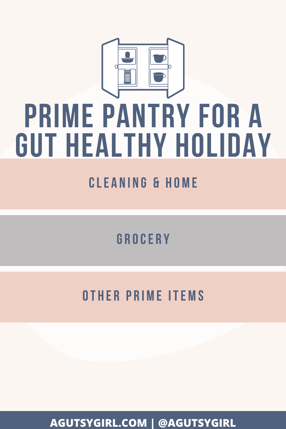 Prime Pantry for a Gut Healthy Holiday agutsygirl.com #prime #amazonprime #primepantry #guthealth #holidayplanning
