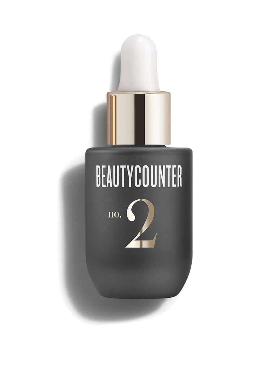 Skincare and Makeup in Leaky Gut Associated Dermatitis agutsygirl.com Counter+ No. 2 Plumping Facial Oil #skincare #dermatitis #acne