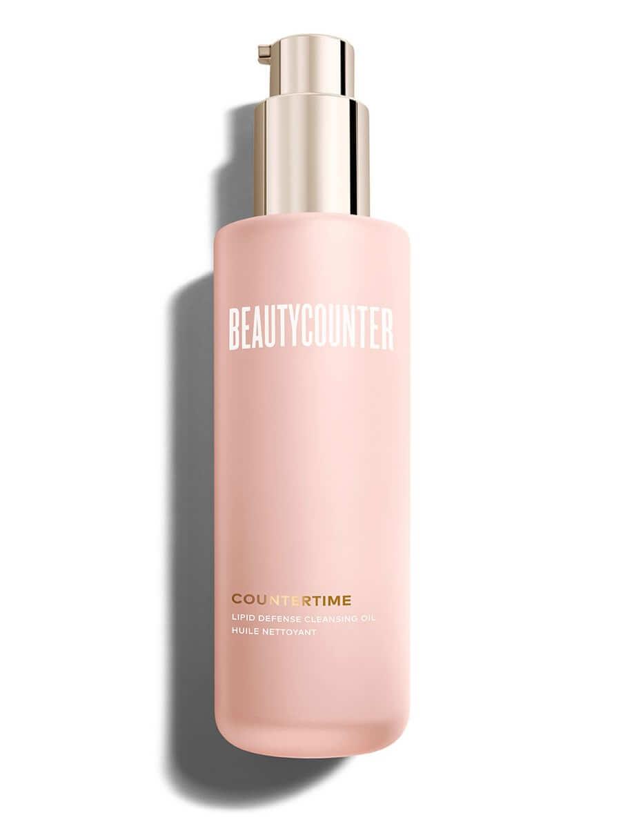 Skincare and Makeup in Leaky Gut Associated Dermatitis agutsygirl.com Countertime Lipid Defense Cleansing Oil #facewash #dermatitis #acne #skincare