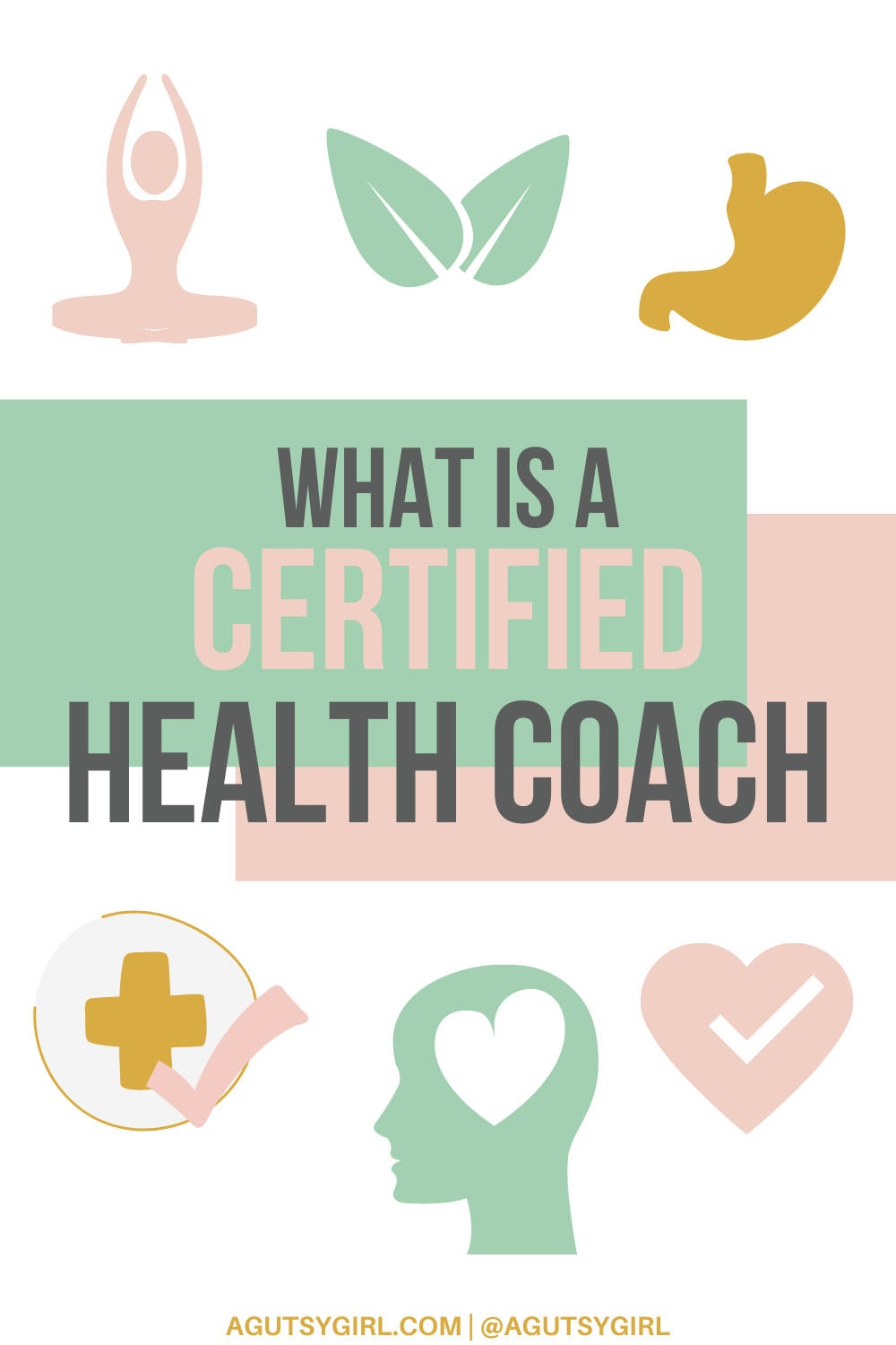 What is a Certified Health Coach agutsygirl.com health coaching #healthcoach #healthcoaching #IIN