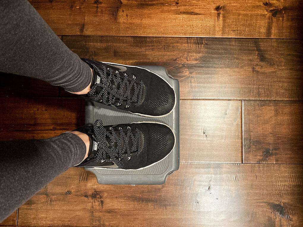 DIY Squatty Potty agutsygirl.com stool #guthealth #squattypotty #agutsygirl
