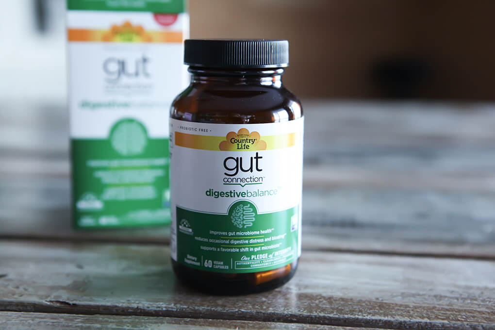 Gut Connection Digestive Balance Review agutsygirl.com supplement #supplements #guthealth