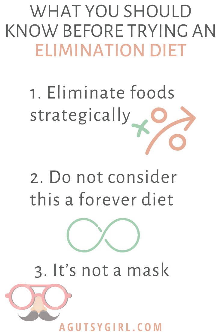 The Elimination Diet agutsygirl.com #guthealth #eliminationdiet #diet what you should know