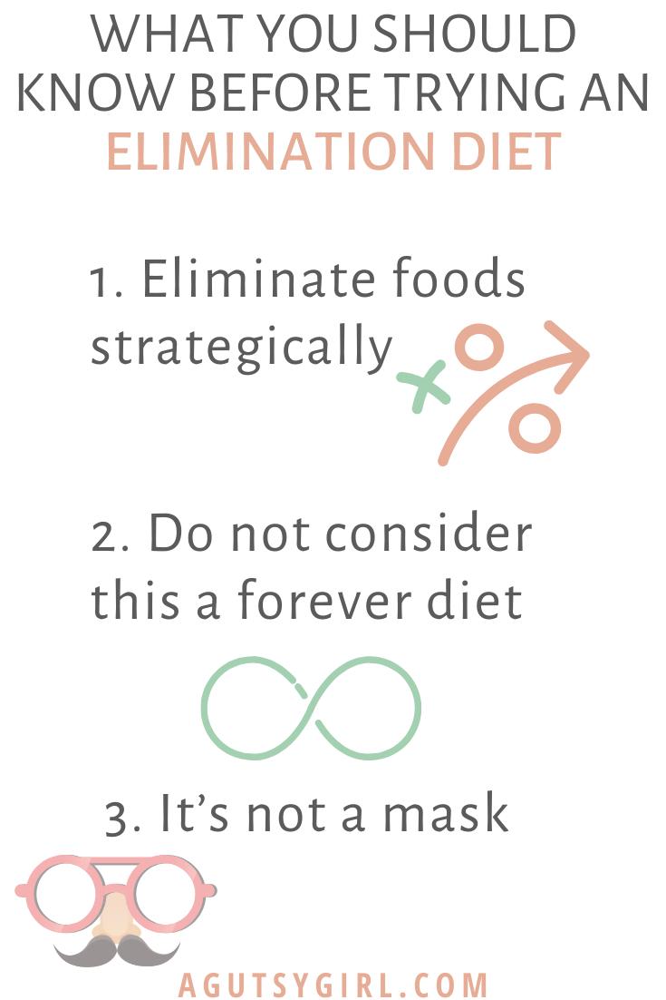 The Elimination Diet agutsygirl.com #guthealth #eliminationdiet #diet what you should know