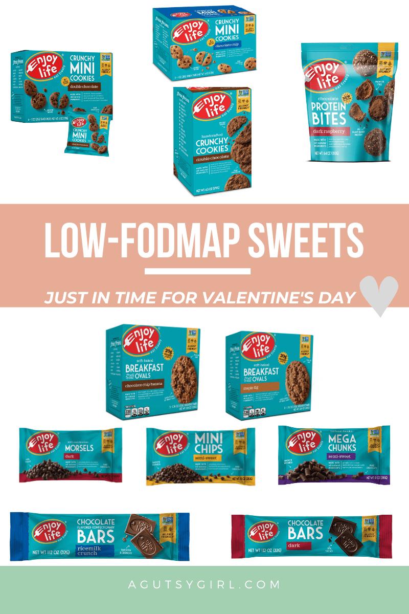 Low-FODMAP Sweets agutsygirl.com #lowfodmap #fodmap #glutenfree