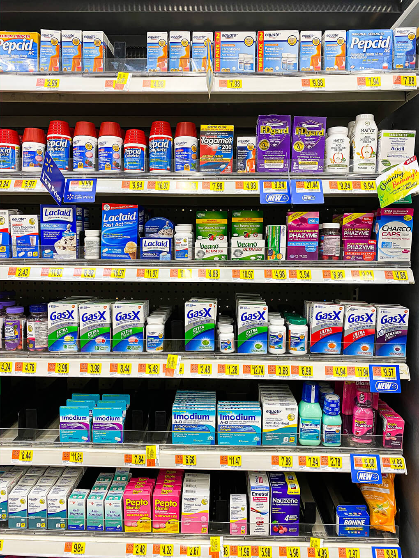 Walmart Edition Gutsy Finds agutsygirl.com #digestivehealth #walmart #walmartfinds digestive