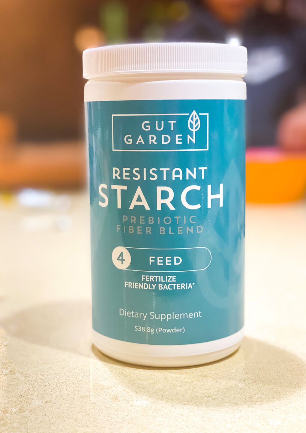 All About Prebiotics agutsygirl.com Gut Garden Resistant Starch Prebiotic #prebiotic #prebiotics #gutgarden