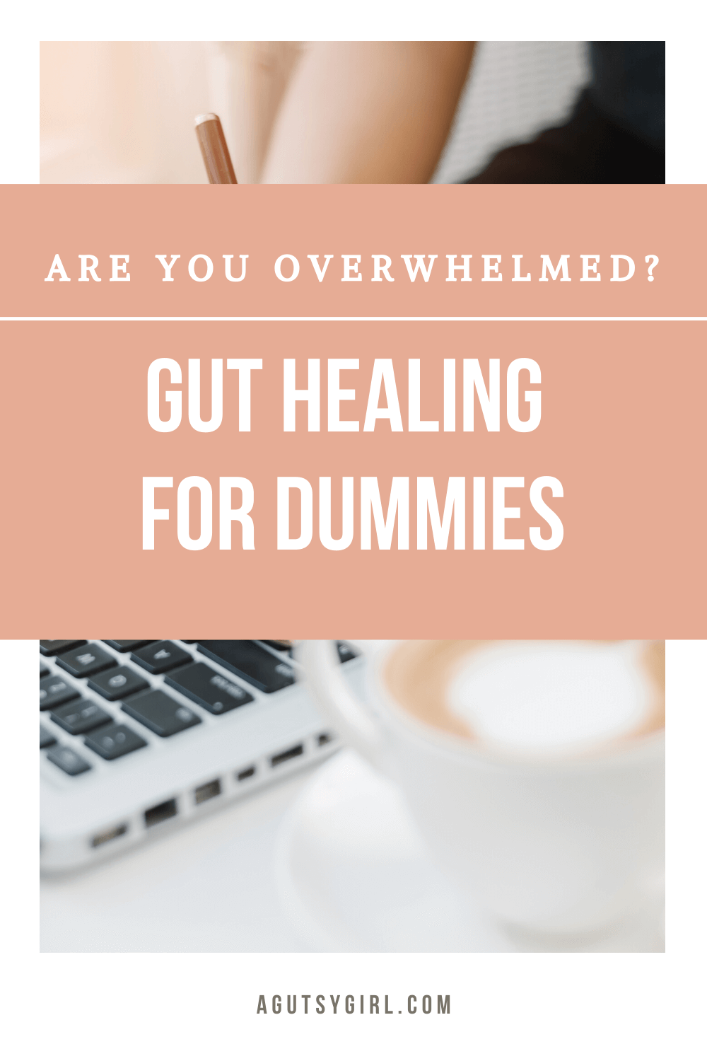 Gut Healing for Dummies agutsygirl.com #guthealing #dummies #gut #ibs