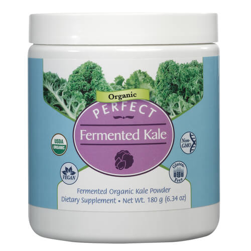 Kale and Your Gut agutsygirl.com #kale #thyroid #guthealth #greens Perfect Fermented Kale