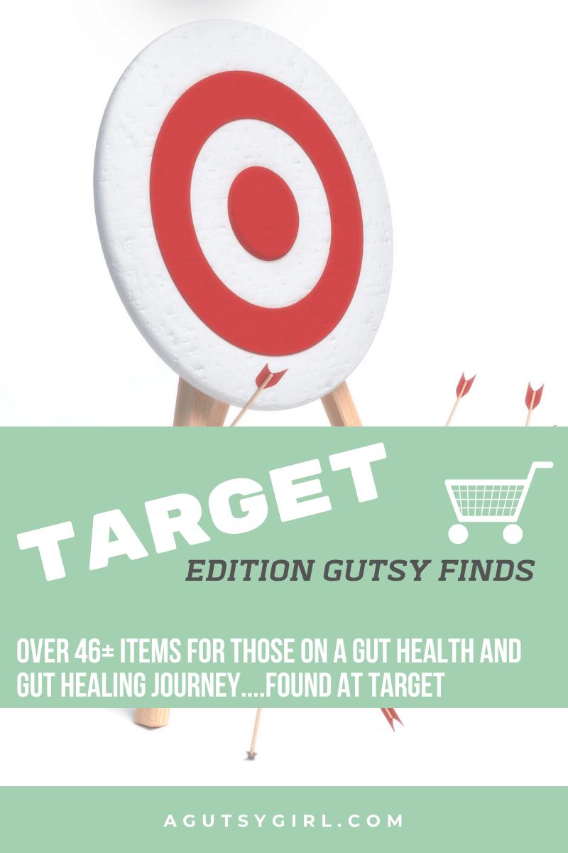 Target Edition Gutsy Finds agutsygirl.com #targetfinds #target #guthealth