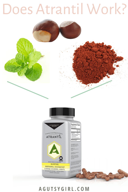 Does Atrantil Work? agutsygirl.com #supplements #guthealth #atrantil