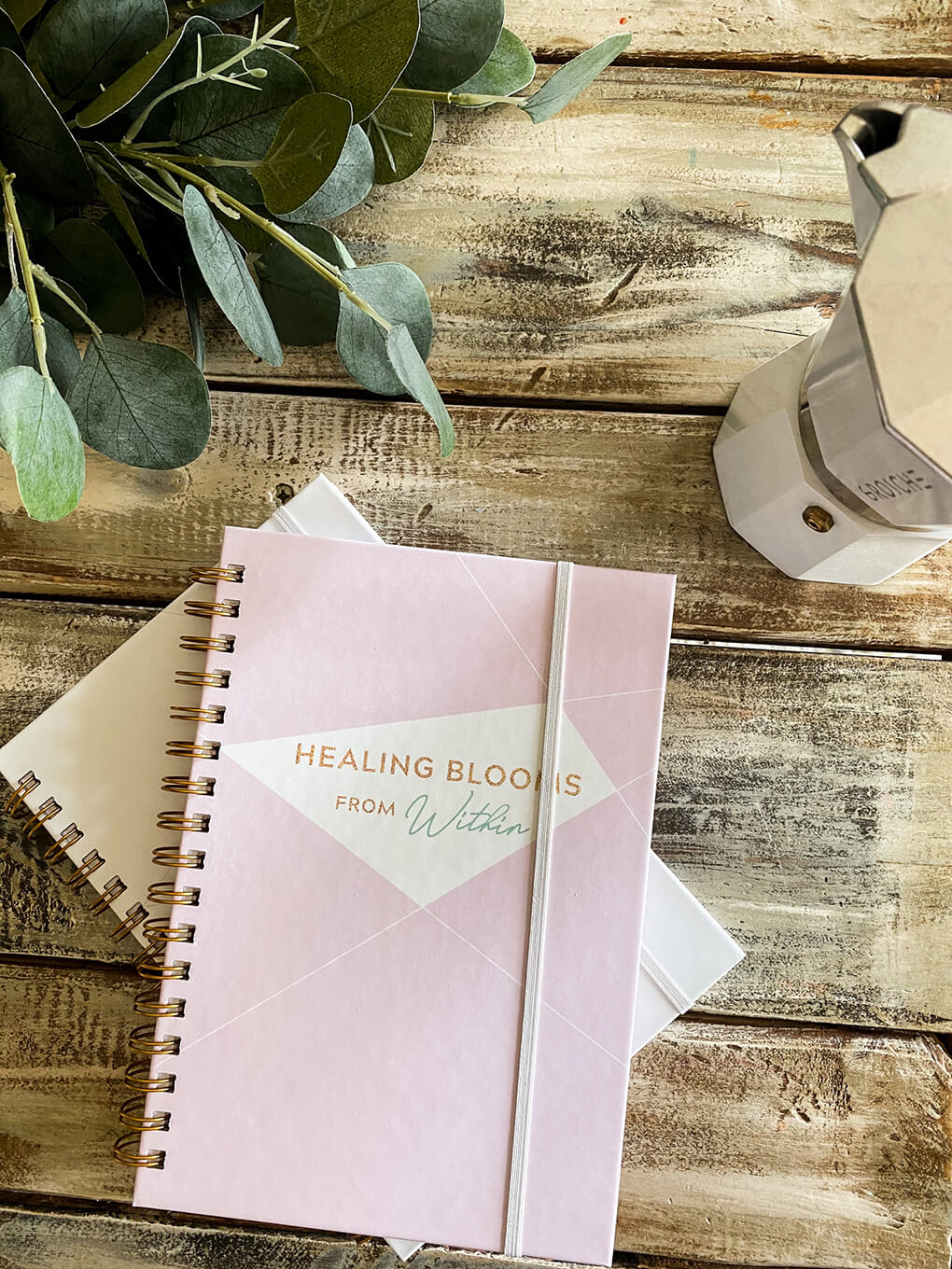 Healing Blooms from Within agutsygirl.com Ultimate #guthealth #healingjournal #foodjournal