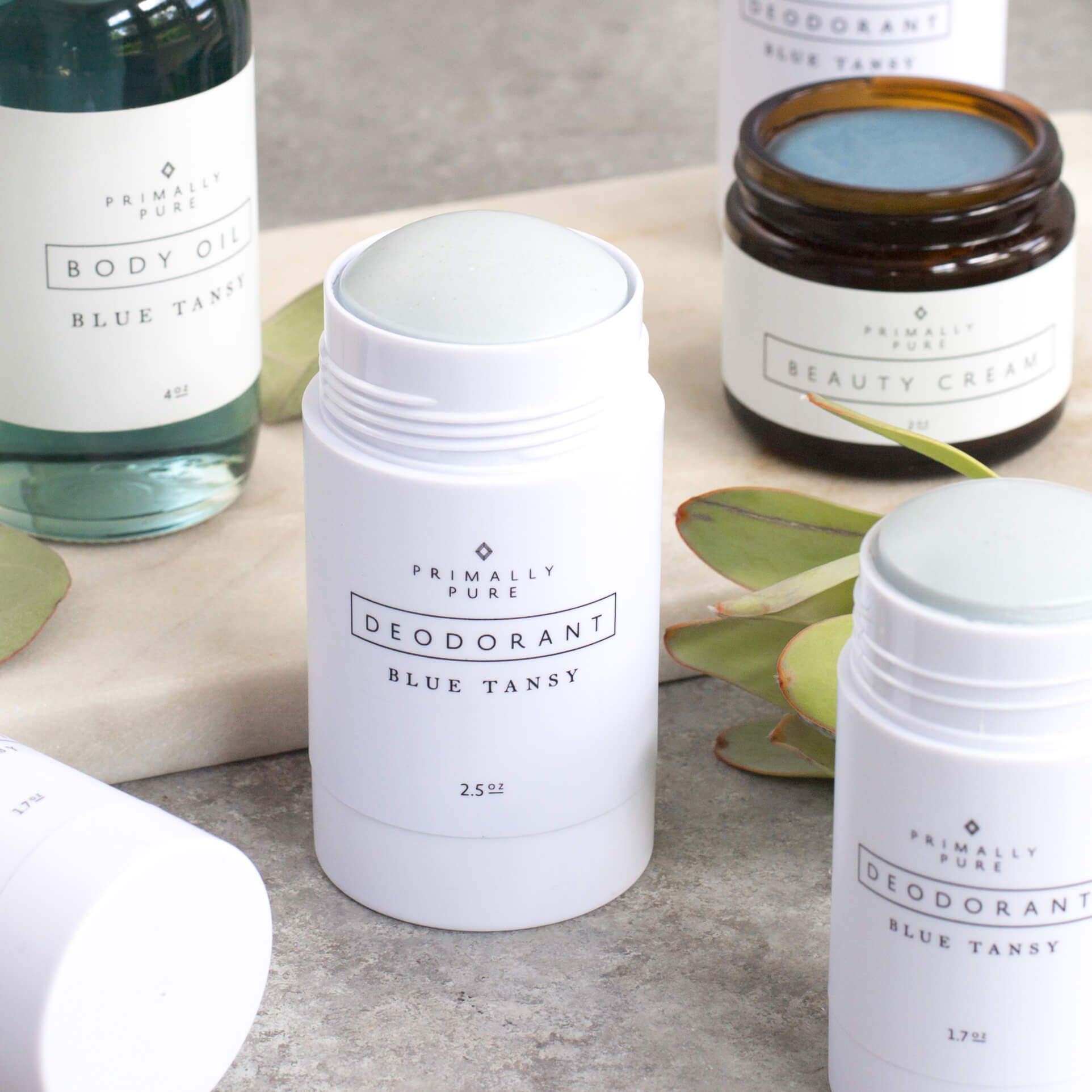 Purely Primal Skincare agutsygirl.com #guthealth #skincare #primallypure #gut Primally Pure deodorant