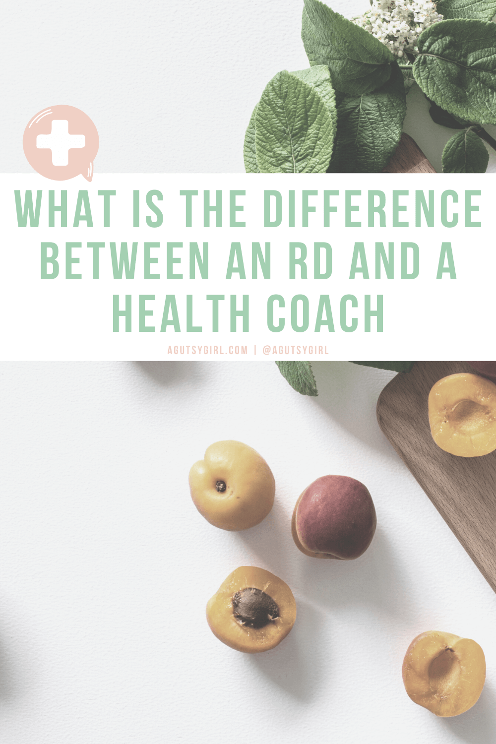 What is the Difference Between an RD and a Health Coach agutsygirl.com #healthcoach #rd #nutritionist