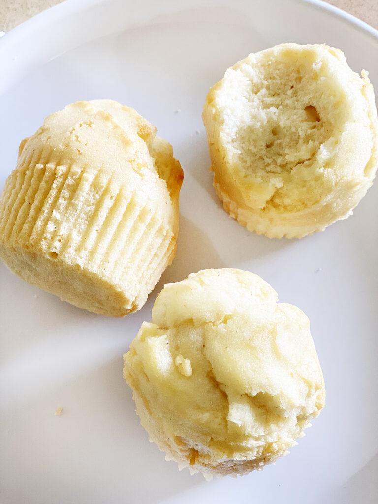 ZOE muffins agutsygirl.com #zoe #healthtest #guthealth
